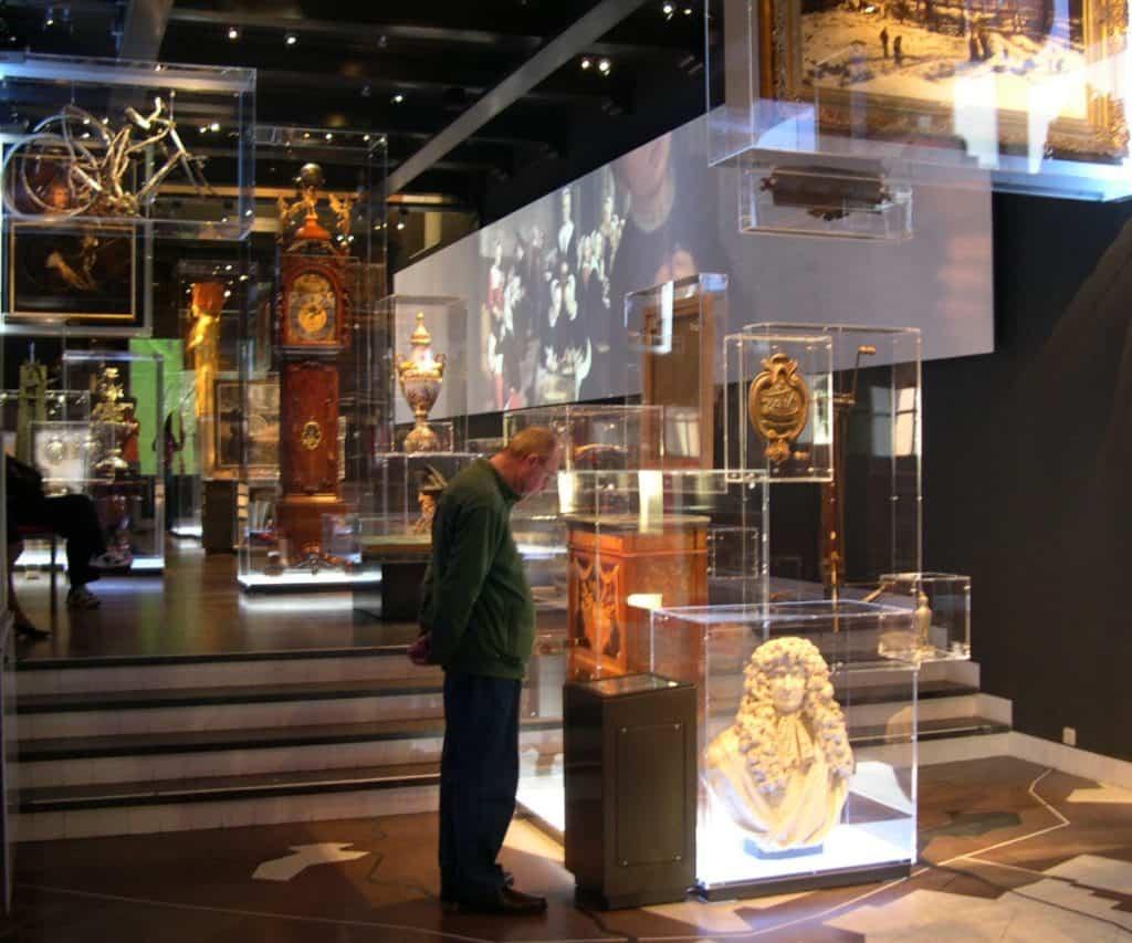 Kappen museum veel - stofkappen