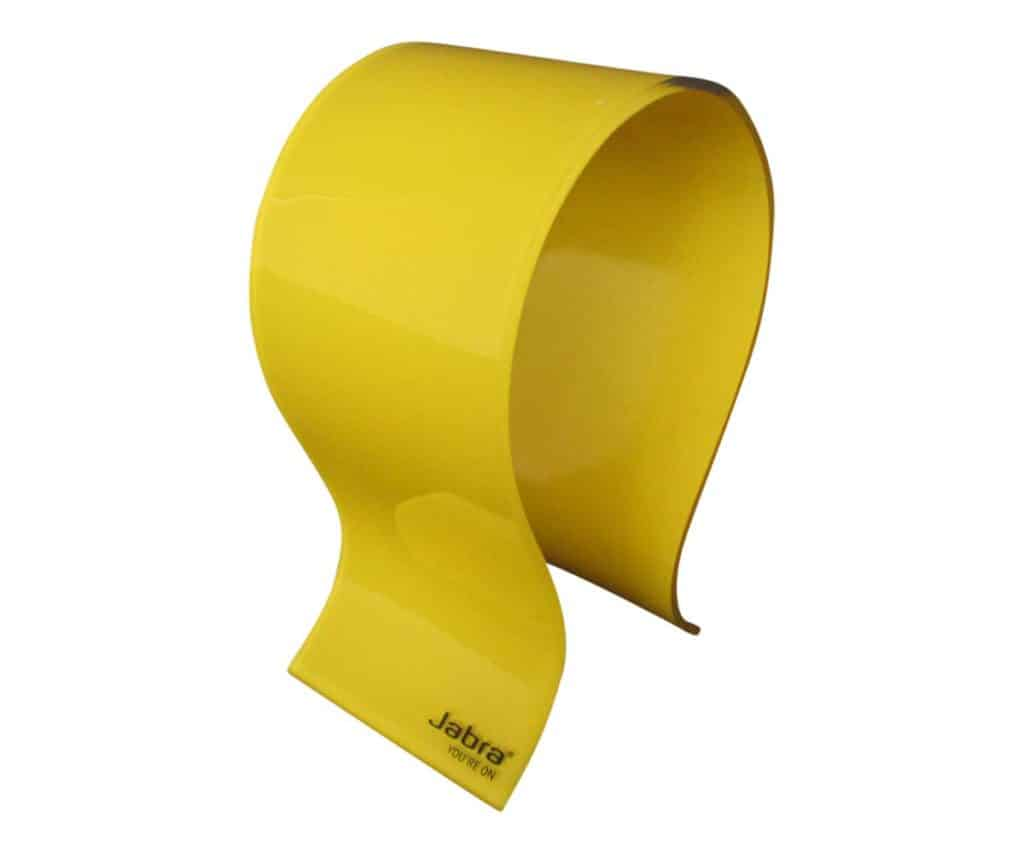 Display-thermisch-gevormd-geel