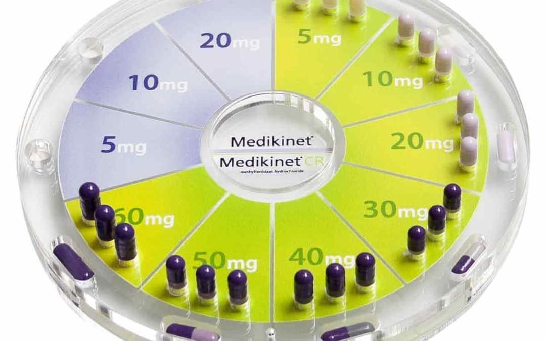 Display voor presentatie medicijnen