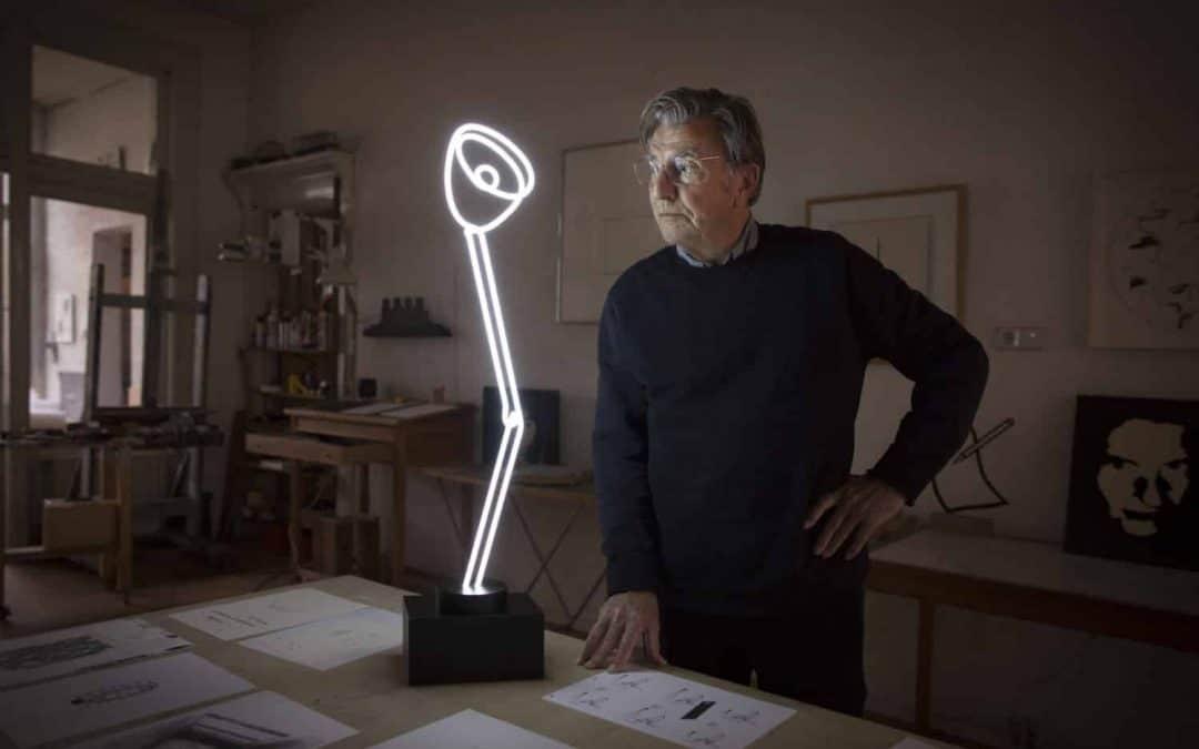 'One Lamp' van Jeroen Henneman