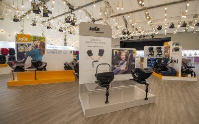Expo tafel helder acrylaat 2050mm